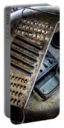 Cheese Grater 33 Portable Battery Charger