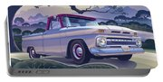 Chevy Truck Centennial 1964 Shortbed Custom Half Ton Portable Battery Charger