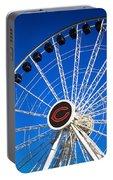Chicago Centennial Ferris Wheel Portable Battery Charger