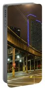 Chicago City Streets Portable Battery Charger