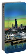 Chicago Marina Portable Battery Charger