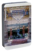 Chickasaw Ballpark - Bricktown - O K C Portable Battery Charger