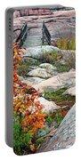 Chikanishing Trail Boardwalk Portable Battery Charger