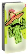 Chili Con Cacti Portable Battery Charger