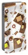 Chocolate Bar Break Portable Battery Charger