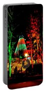 Christmas Red And Green Portable Battery Charger