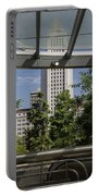 Civic Center Metro Station Los Angeles Portable Battery Charger