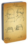 Civil War Military Hat Portable Battery Charger
