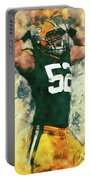Clay Matthews Portable Battery Charger