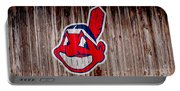 Cleveland Indians Portable Battery Charger