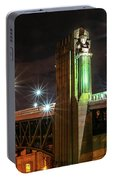 Cleveland Lights  Portable Battery Charger