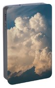 Cloud On Sky Portable Battery Charger