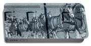 Clydesdale Mural Portable Battery Charger