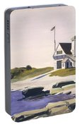 Coast Guard Station  Two Lights  Maine  Portable Battery Charger