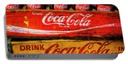 Coca Cola Crates Portable Battery Charger