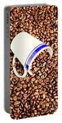 Coffee Tips Portable Battery Charger