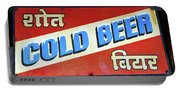 Cold Beer In India Portable Battery Charger