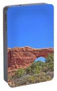 Colorado Arches Rock, Scrub Blue Sky 3397 Portable Battery Charger