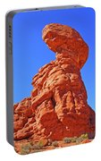 Colorado Arches Spire Scrub Dinosaur Rock? Scrub Blue Sky 3325 Portable Battery Charger