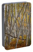 Colorful Stick Forest Portable Battery Charger
