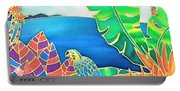 Colorful Tropics 16 Portable Battery Charger