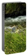 Cool Clear Water Portable Battery Charger