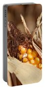 Corn In Dry Husk Portable Battery Charger