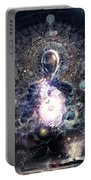 Cosmic Ritual Portable Battery Charger