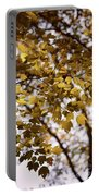 Cozy Fall Day Portable Battery Charger