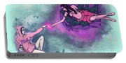 Creation Of Woman Portable Battery Charger