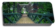Crossing The Kissing Bridge Portable Battery Charger