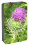 Crown Thistle Portable Battery Charger
