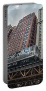 Cta Pink Line Train Portable Battery Charger