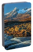 Cuillin Hills, Sligachan, Skye Portable Battery Charger