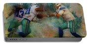 Dallas Cowboys. Portable Battery Charger