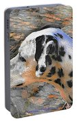 Dalmatian Dog Portable Battery Charger
