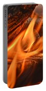 Dancing Flames Portable Battery Charger
