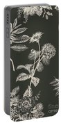 Dark Botanics  Portable Battery Charger