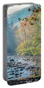 Dawn At Metcalf Bottoms Portable Battery Charger