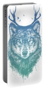 Deer Wolf Portable Battery Charger