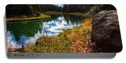 Deschutes River, Bend, Oregon Portable Battery Charger