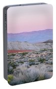 Desert On Fire No.1 Portable Battery Charger