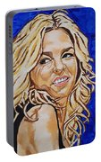 Diana Krall Portable Battery Charger