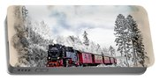 Diesel Powered Passenger Train Portable Battery Charger
