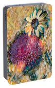 Dizzy Daisy Portable Battery Charger