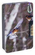 Docking Bluebird Portable Battery Charger