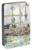 Docks At Saint Malo - Digital Remastered Edition Portable Battery Charger