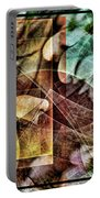 Dogwood Abstract Portable Battery Charger