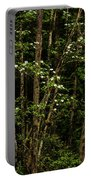Dogwood Tree 2 Portable Battery Charger