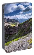 Dolomites Portable Battery Charger